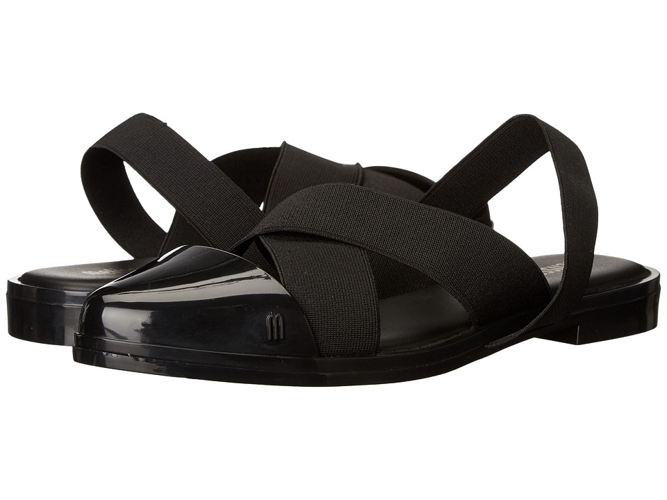 Melissa Shoes - Good Vibes (Black) Women's Dress Sandals