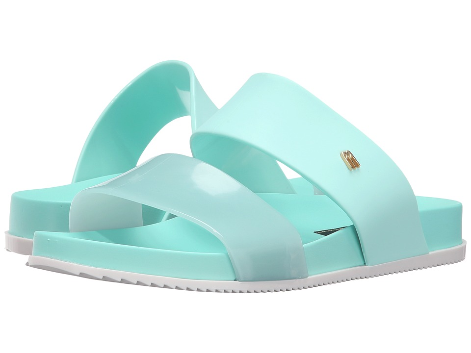 Melissa Shoes - Cosmic (Mint Shiny) Women's Sandals