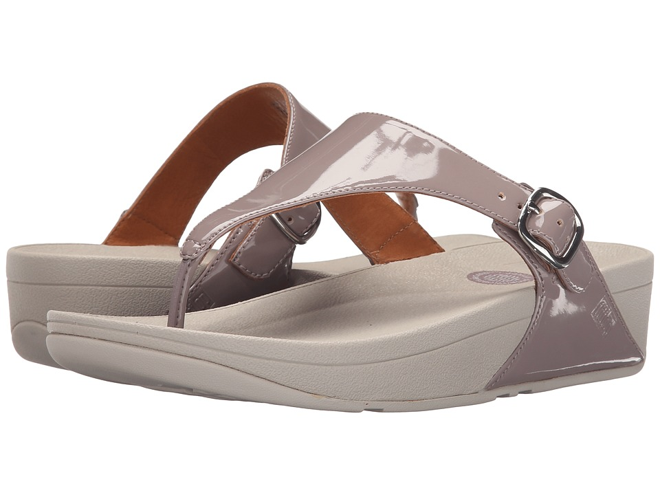 FitFlop The Skinny Patent (Plumthistle) Women