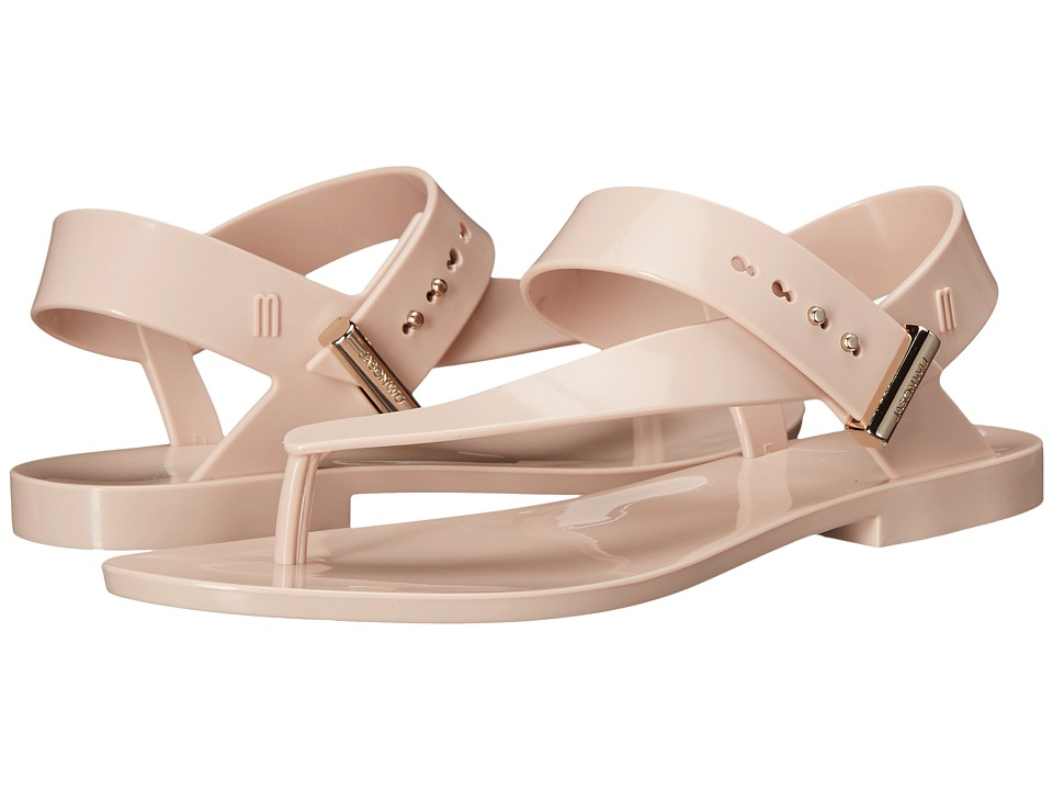 Melissa Shoes - Charlotte + Jason Wu (Light Pink) Women's Dress Sandals