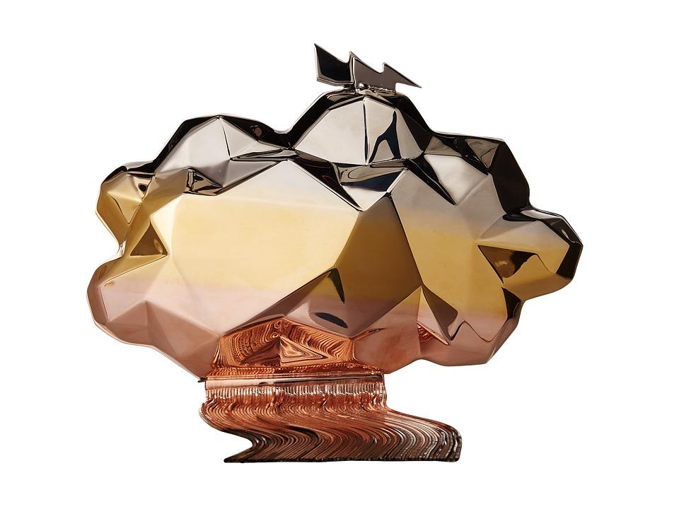 Benedetta Bruzziches - Cloud Fringe Degrade (Nude) Handbags