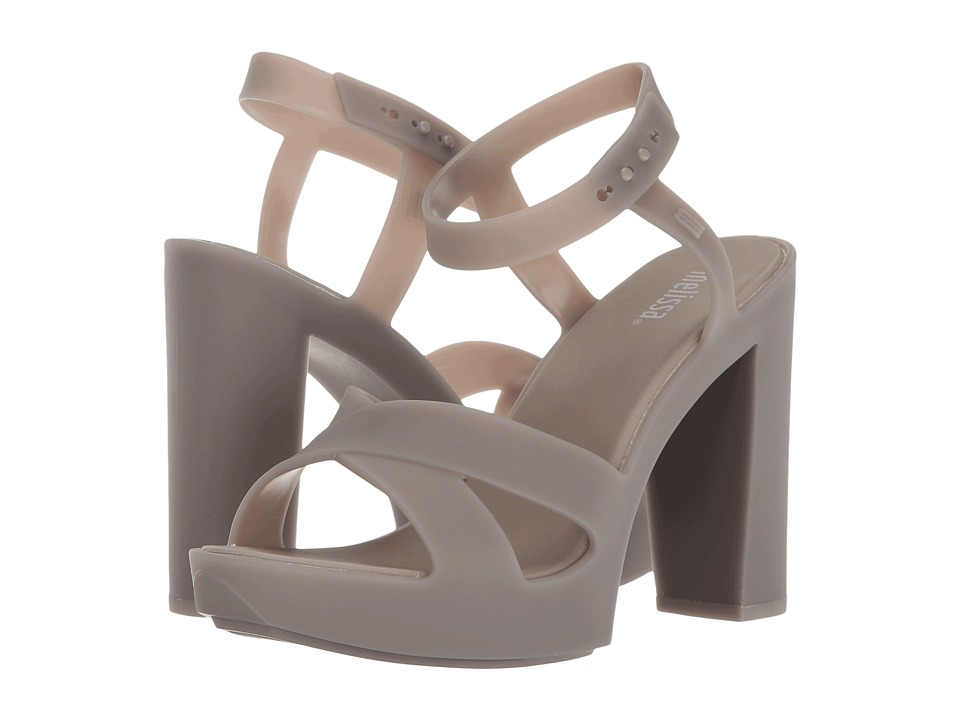 Melissa Shoes - Classic Lady AD (Gray) Women's Shoes