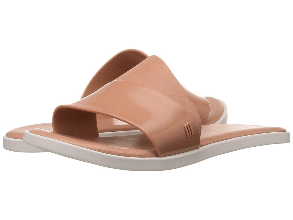 Melissa Shoes - Bronzer (Brown/White) Women's Dress Sandals