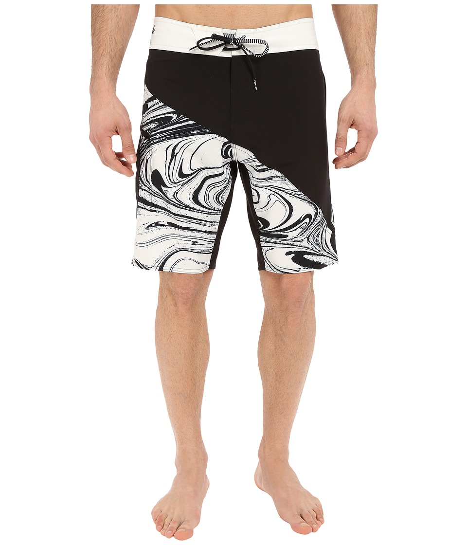 Volcom - Liberation Mod 20 Boardshorts (Black) Men's Swimwear
