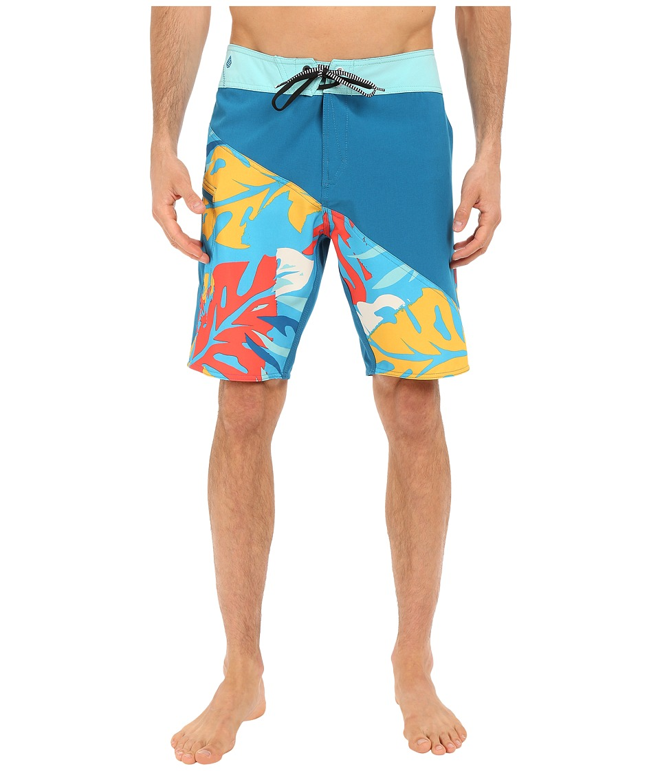 Volcom - Liberation Mod 20 Boardshorts (Bright Marine) Men's Swimwear