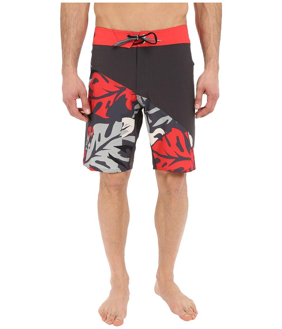 Volcom - Liberation Mod 20 Boardshorts (Charred) Men's Swimwear