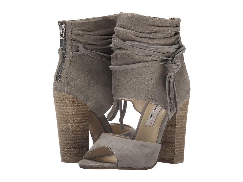 Kristin Cavallari - Leigh-2 Two Piece Sandal (Grey) High Heels