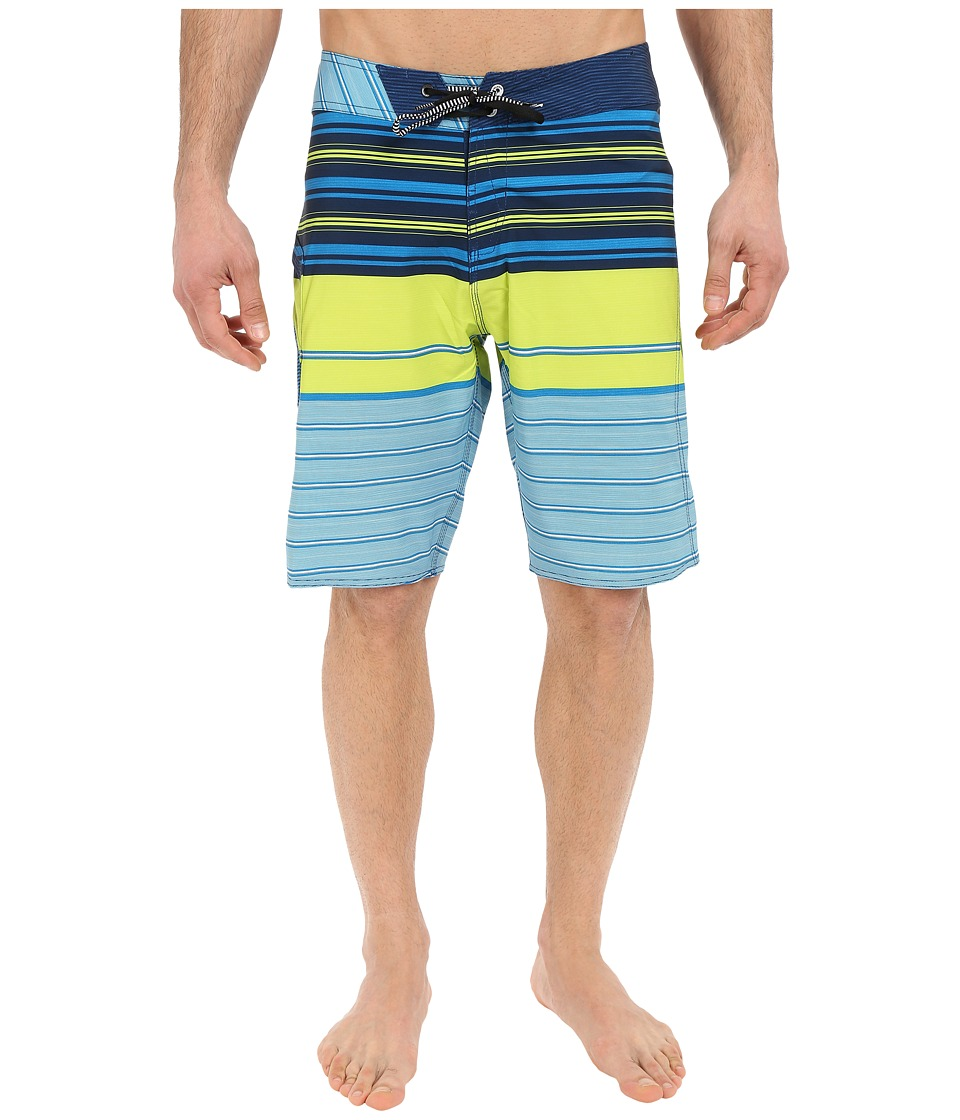 Volcom - Lido Liner Mod 20 Boardshorts (Lime) Men's Swimwear