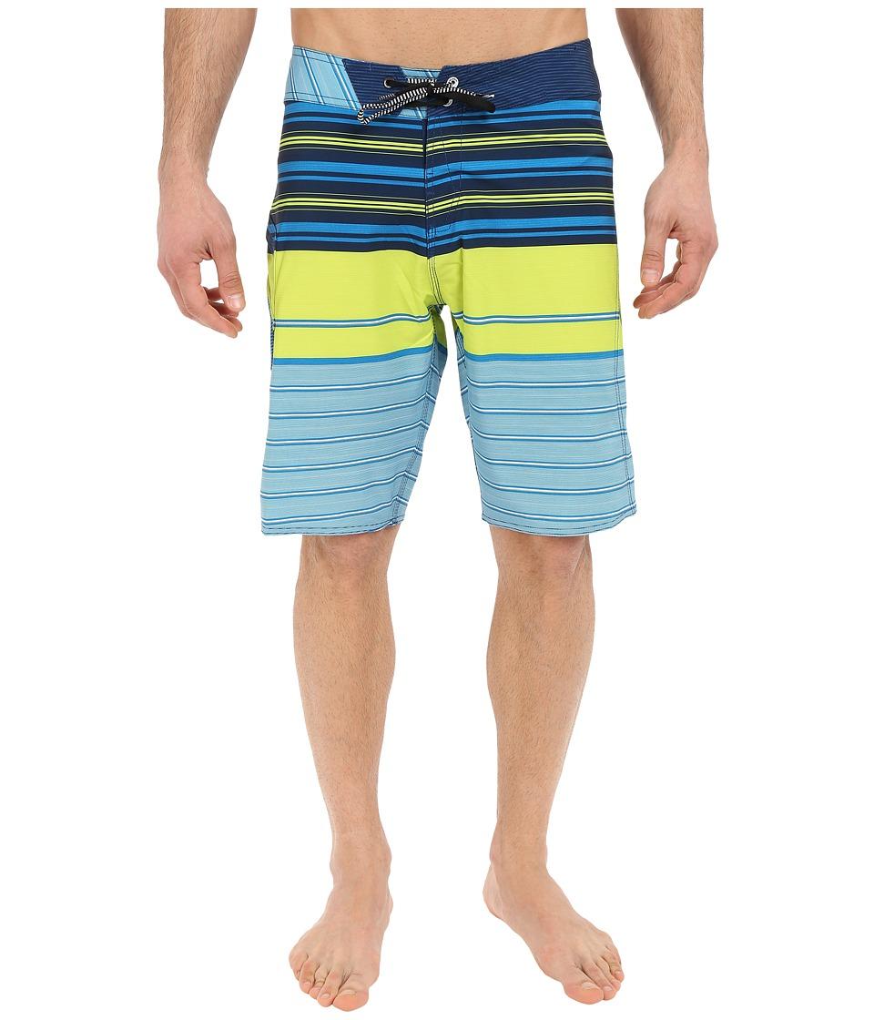 Volcom Lido Liner Mod 20 Boardshorts (Lime) Men