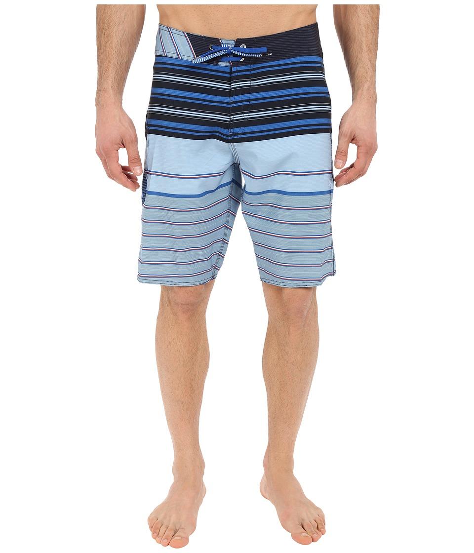 Volcom - Lido Liner Mod 20 Boardshorts (Navy) Men's Swimwear