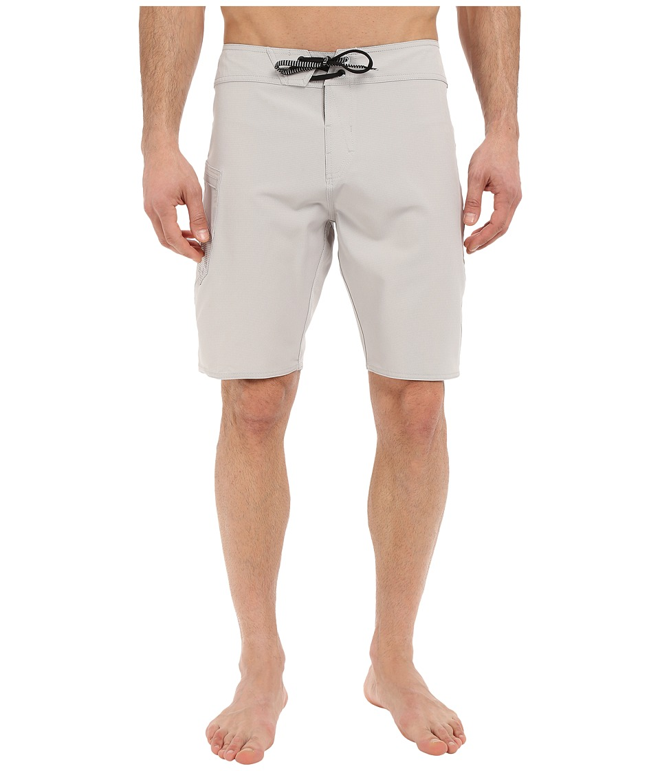Volcom - Lido Heather Mod 20 Boardshorts (Cool Grey) Men's Swimwear