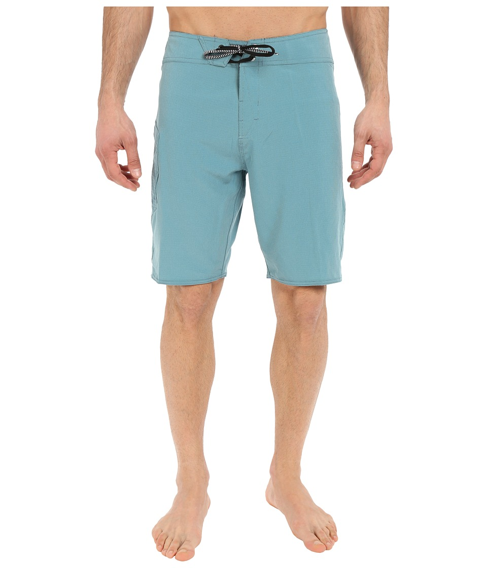Volcom - Lido Heather Mod 20 Boardshorts (Stormy Blue) Men's Swimwear