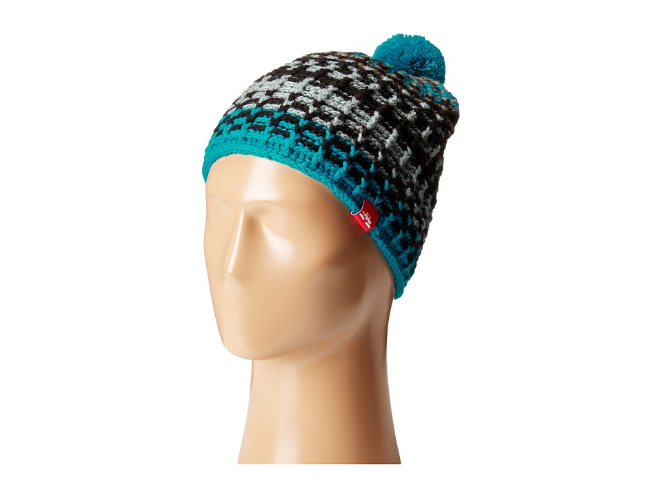 Spacecraft - Zeppelin (Cyan) Beanies