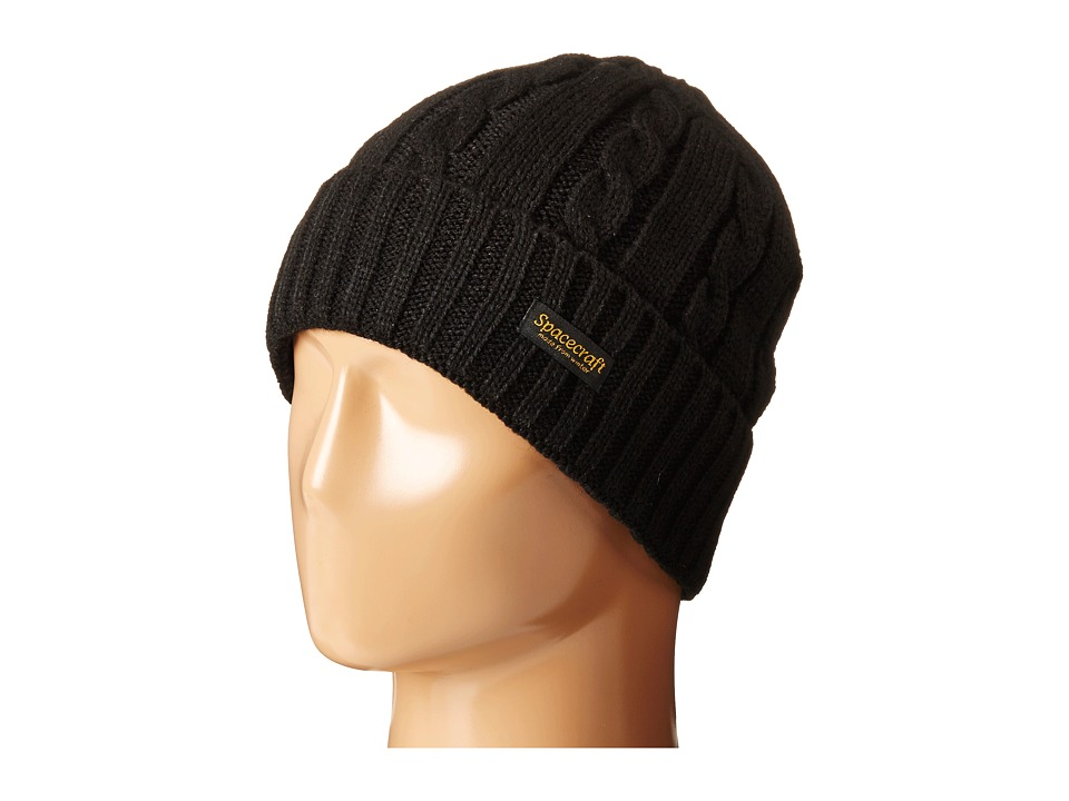Spacecraft - Cousteau (Black) Caps