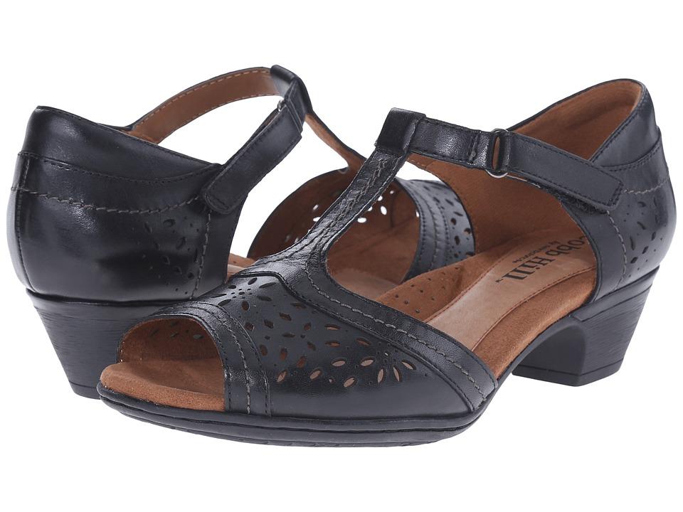 Rockport Cobb Hill Collection - Cobb Hill Alyssa (Black) Women's Shoes