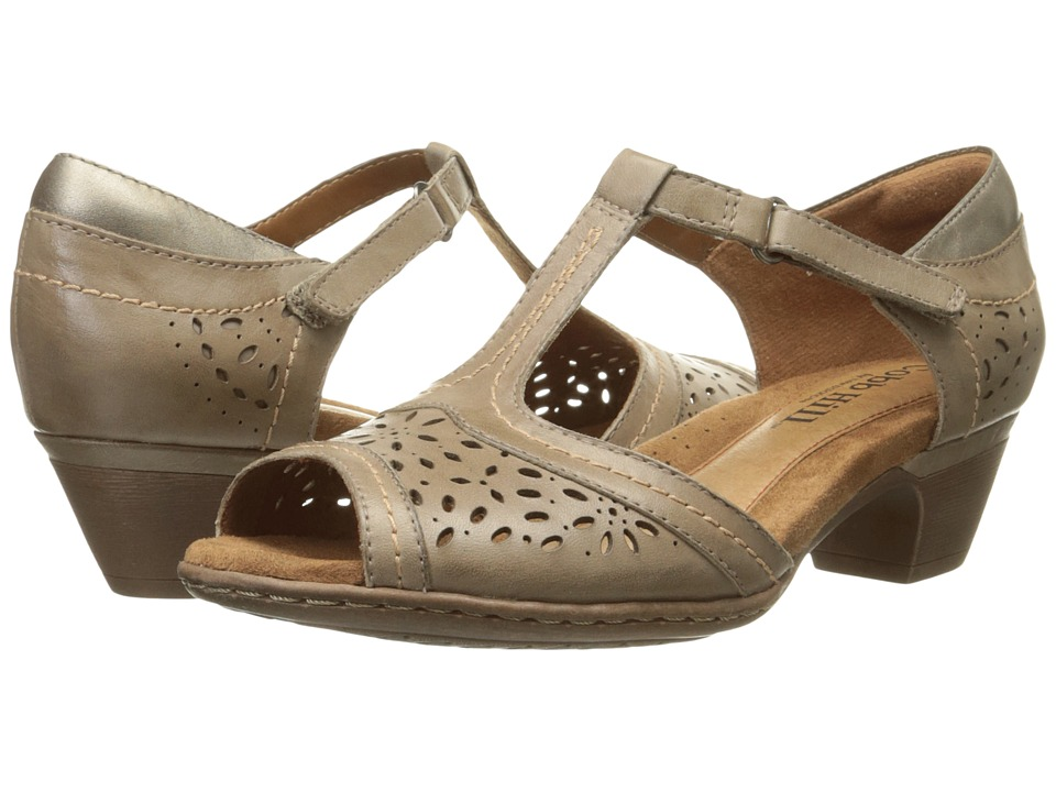 Rockport Cobb Hill Collection - Cobb Hill Alyssa (Khaki) Women's Shoes