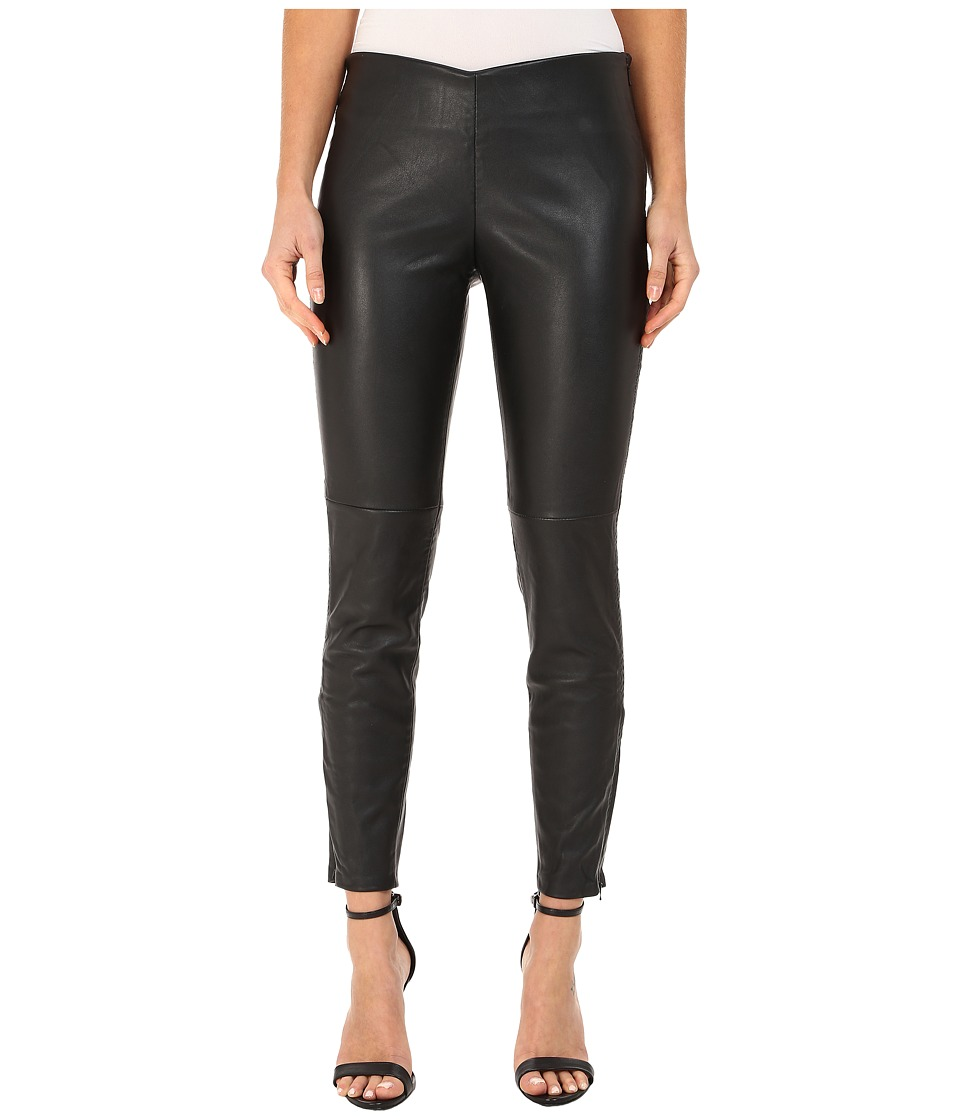 Free People - Vegan Leggings (Black) Women's Casual Pants