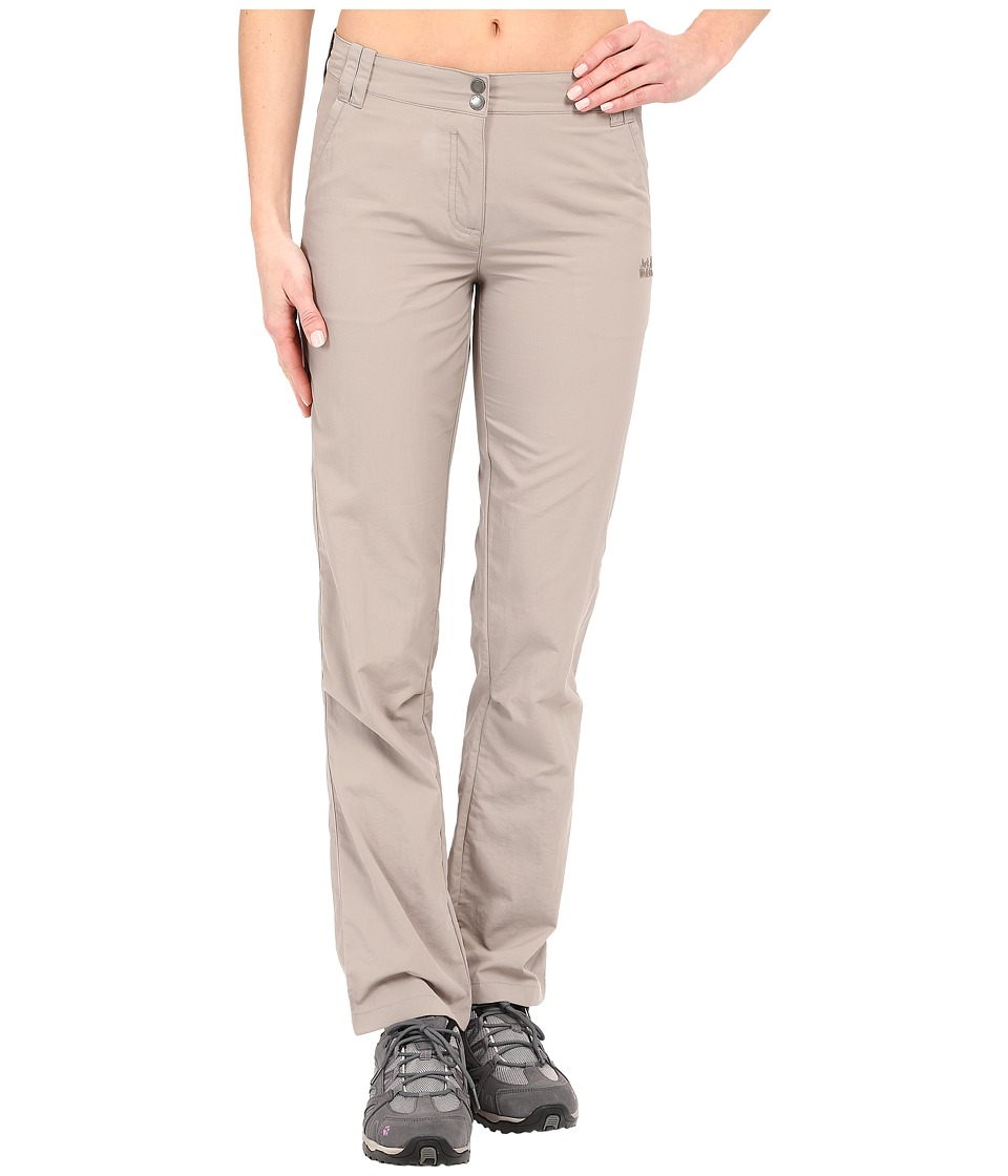 Jack Wolfskin - Kalahari Pants (Moon Rock) Women's Casual Pants