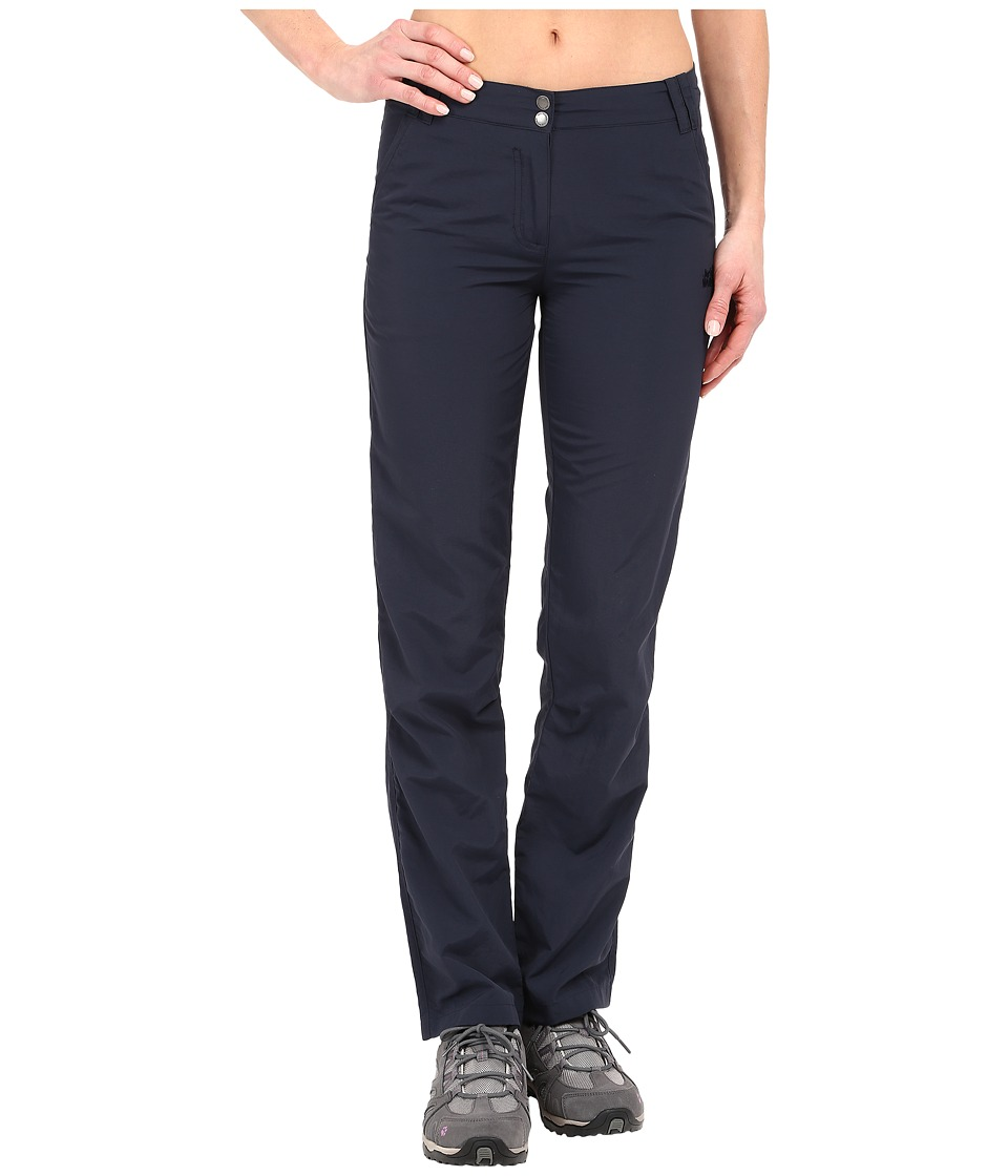 Jack Wolfskin - Kalahari Pants (Night Blue) Women's Casual Pants