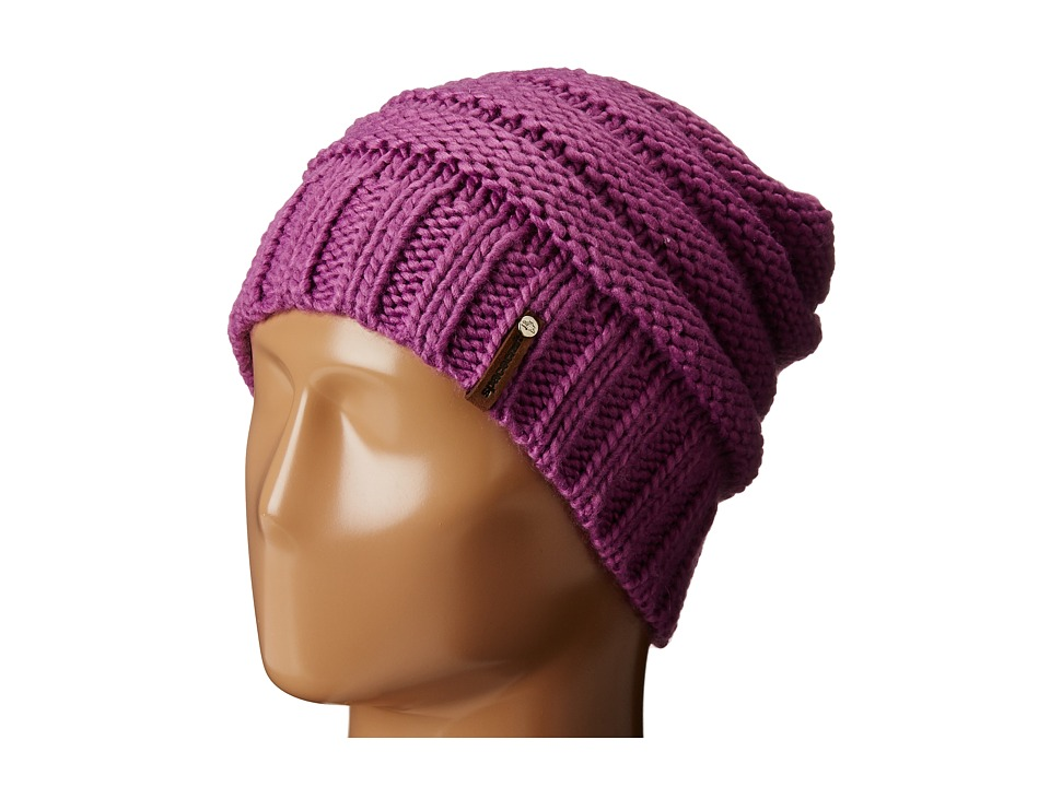 Spacecraft - Anise (Orchid) Beanies