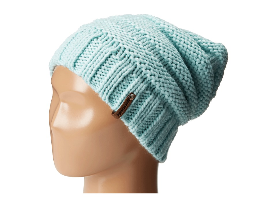 Spacecraft - Anise (Light Blue) Beanies
