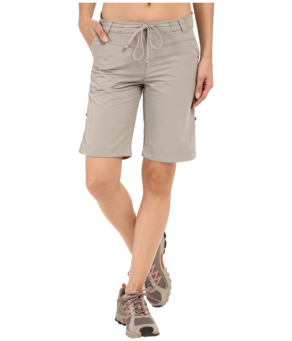 Jack Wolfskin - Pomona Shorts (Moon Rock) Women's Shorts