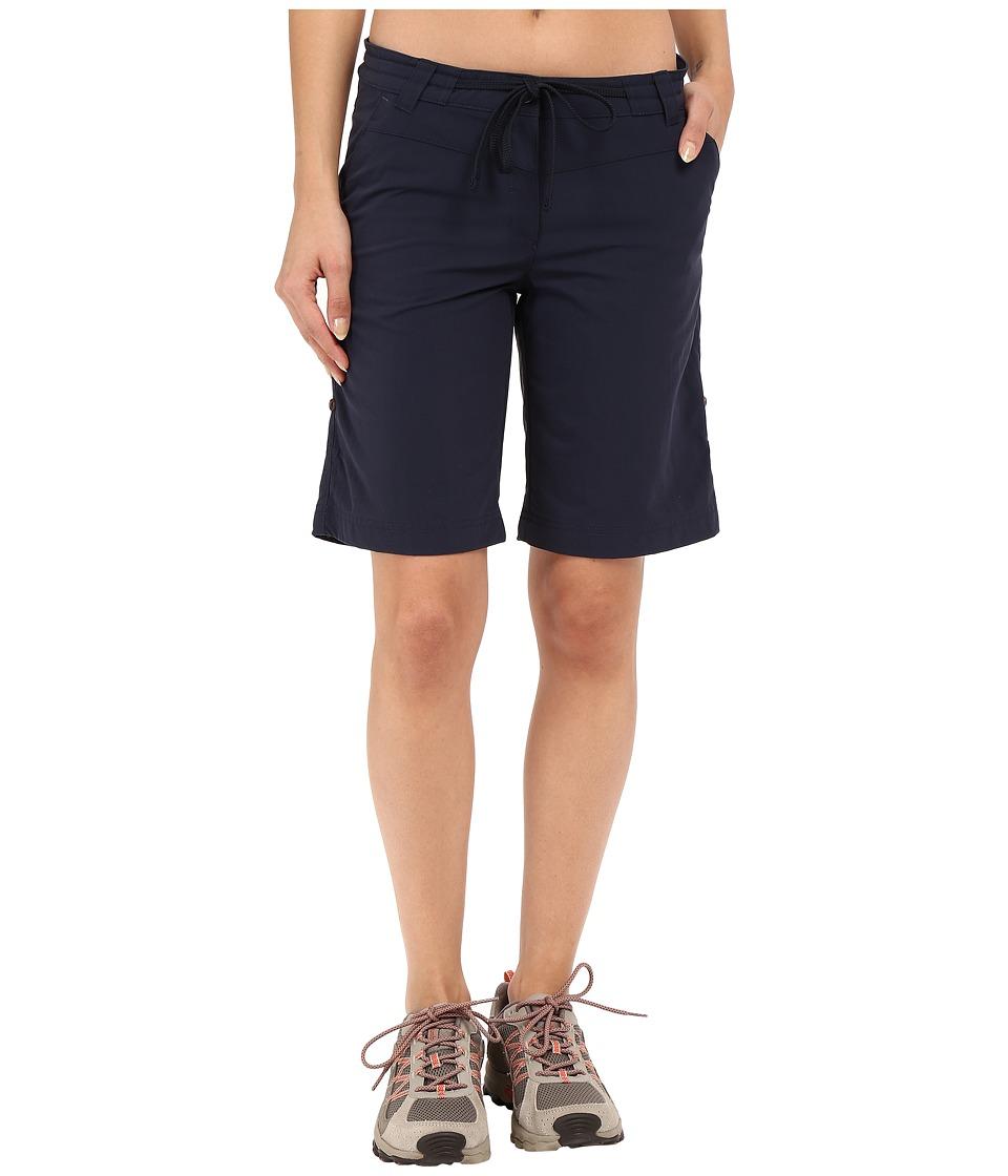 Jack Wolfskin - Pomona Shorts (Night Blue) Women's Shorts