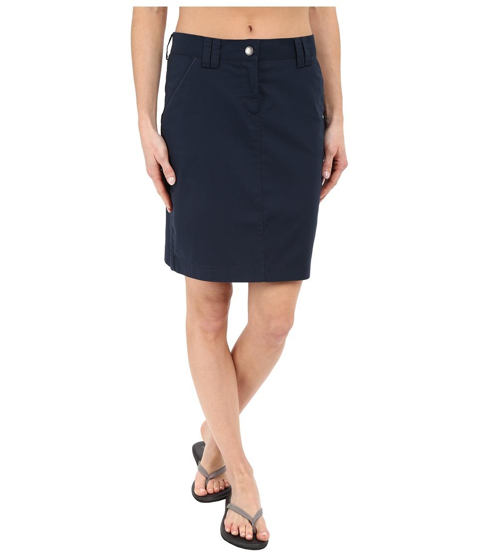Jack Wolfskin - Liberty Skirt (Night Blue) Women's Skirt