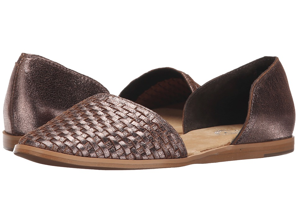 Seychelles Eager (Pewter Metallic) Women