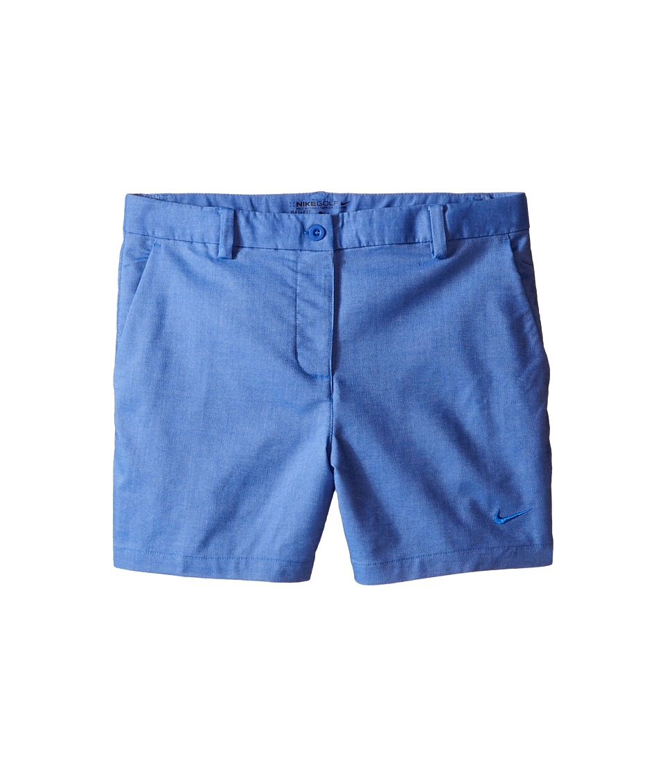 Nike Kids - Golf Shorts (Little Kids/Big Kids) (Game Royal/Game Royal) Girl's Shorts