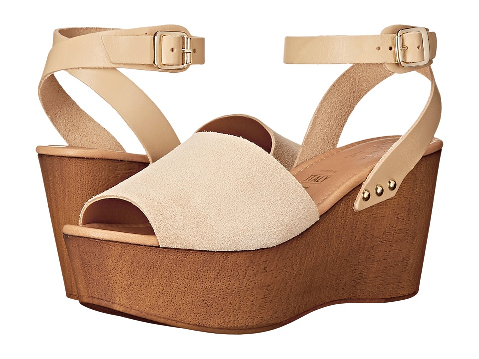 Seychelles - Forward (Natural) Women's Wedge Shoes