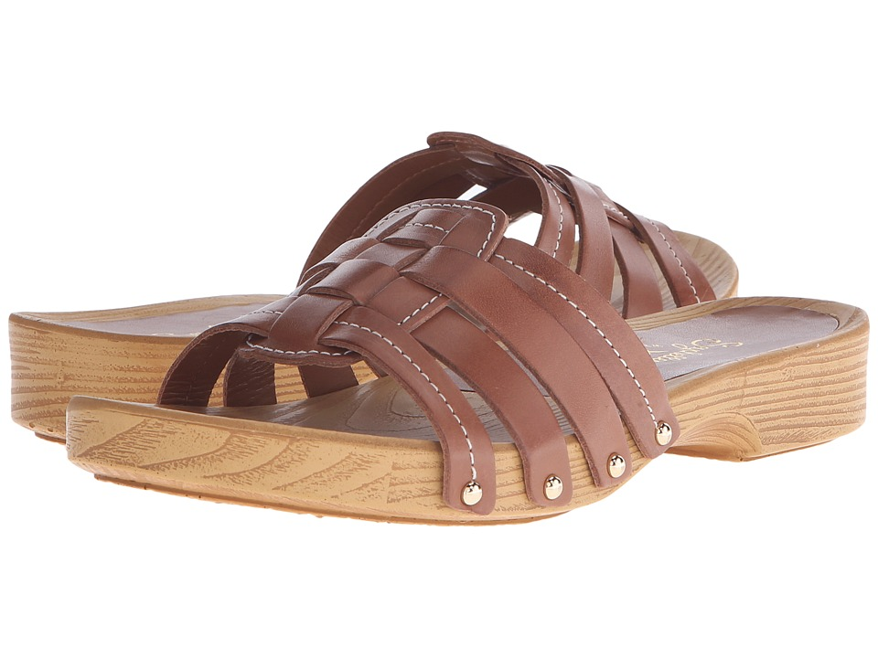 Seychelles - Whiz (Whiskey Leather) Women's Sandals