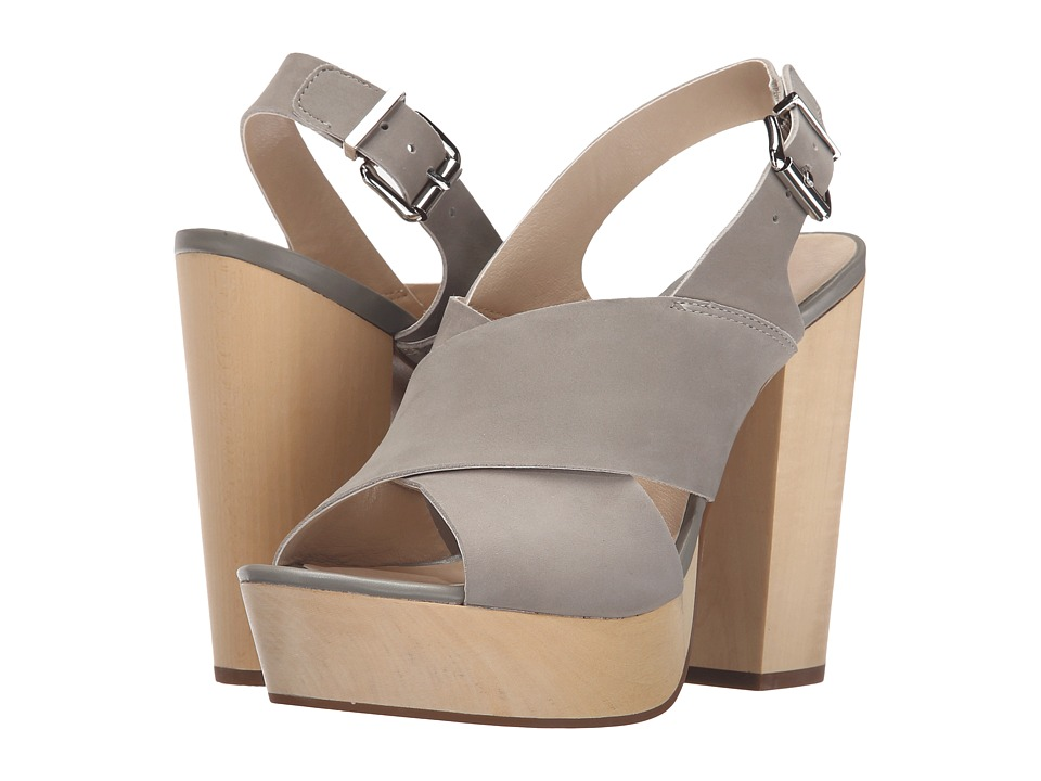 Seychelles - Expedite (Light Grey) High Heels