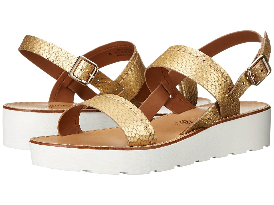 Seychelles - Bolder (Gold) Women's Sandals