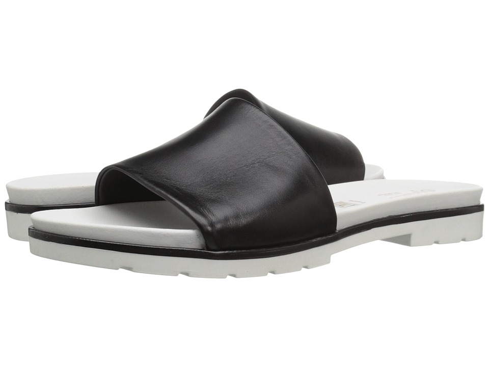Seychelles - Ambition (Black) Women's Slide Shoes