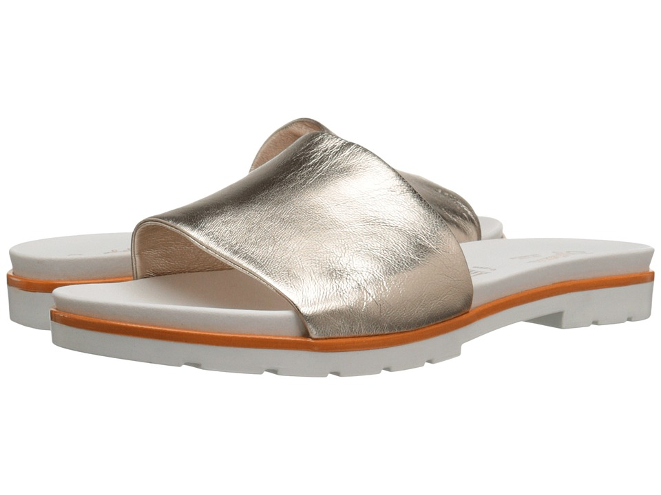 Seychelles - Ambition (Gold) Women's Slide Shoes