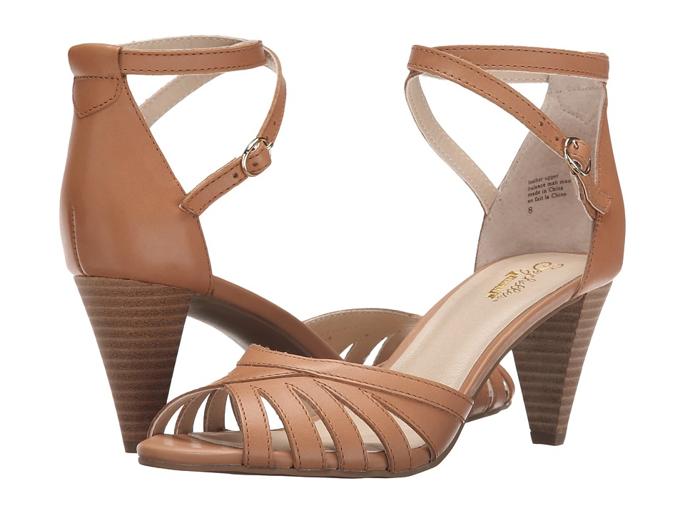 Seychelles - Scenic (Tan Leather) High Heels