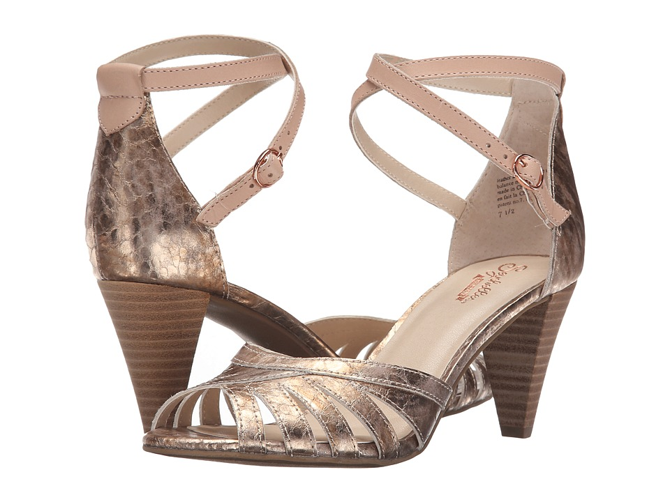 Seychelles - Scenic (Rose Gold Exotic) High Heels