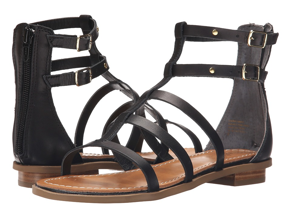 Seychelles - Peachy (Black) Women's Sandals