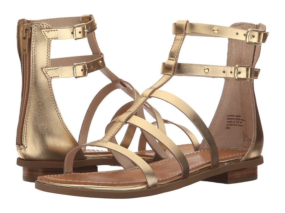 Seychelles - Peachy (Gold) Women's Sandals