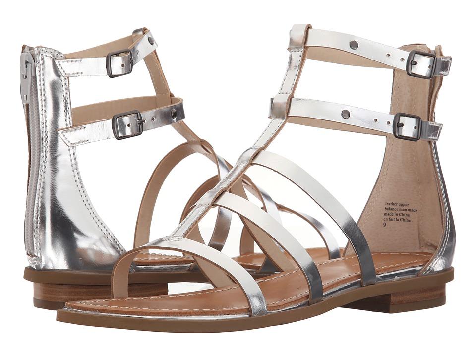 Seychelles - Peachy (Silver) Women's Sandals