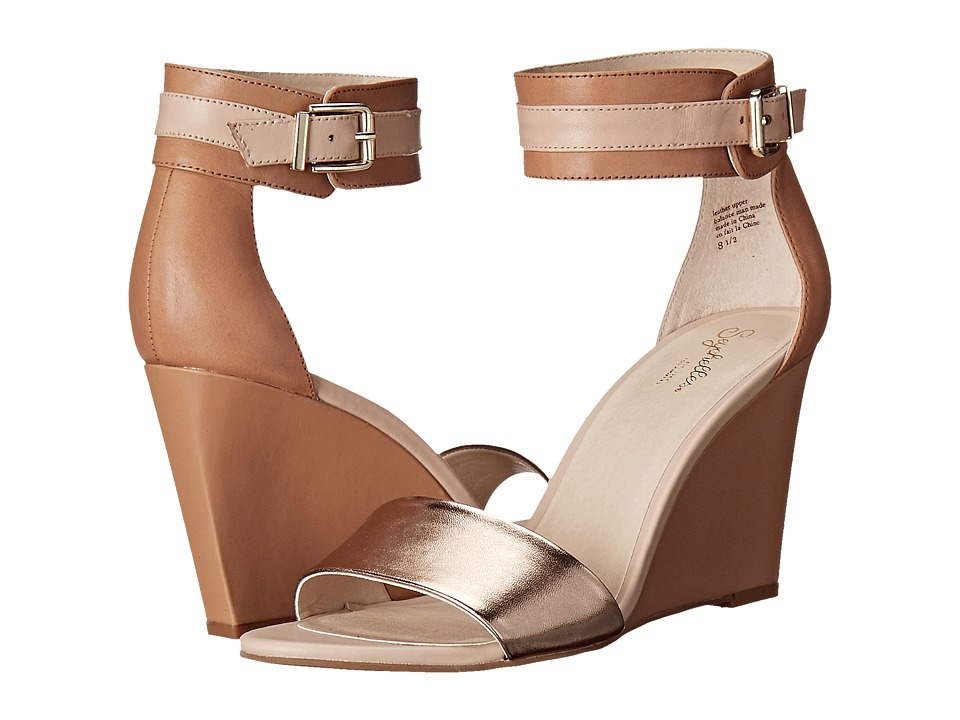 Seychelles - Dreamy (Rose Gold/Nude) Women's Wedge Shoes