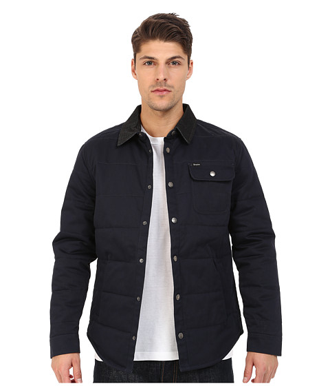 Brixton - Cass Jacket (Navy) Men