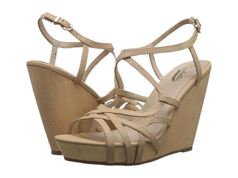 Seychelles - Diligent (Vacchetta) Women's Wedge Shoes