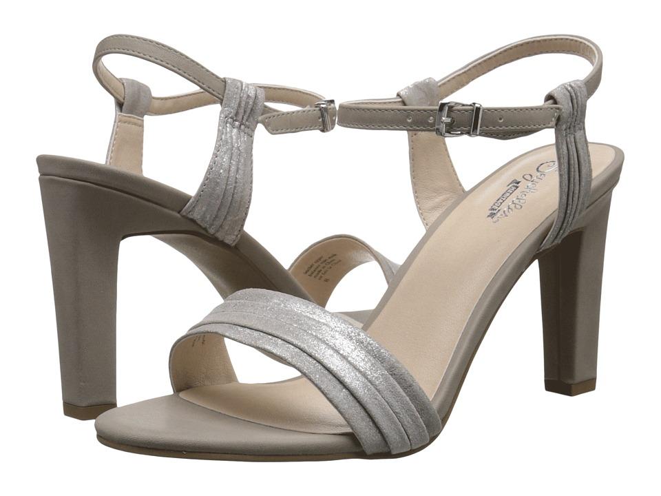 Seychelles - Prime (Silver Metallic/Stone) High Heels