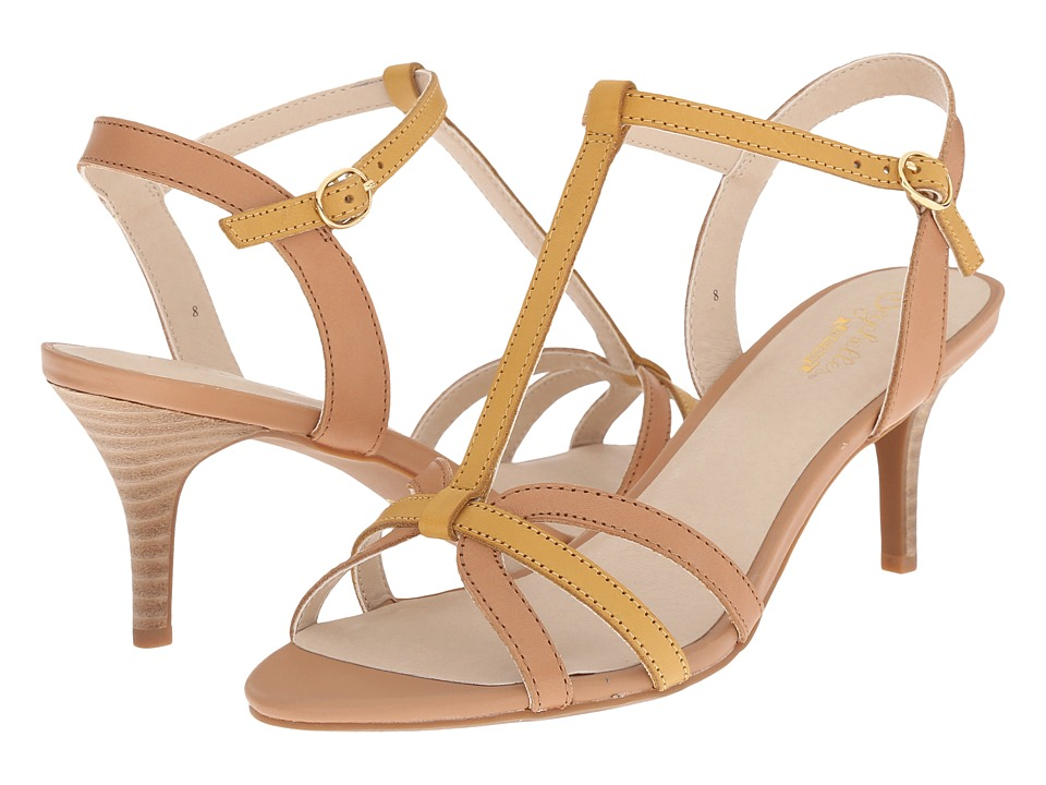 Seychelles - Splendid (Mustard/Luggage) High Heels