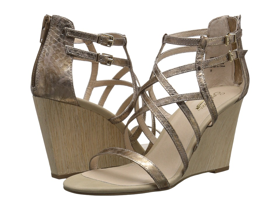 Seychelles - Illustrious (Rose Gold) Women's Wedge Shoes
