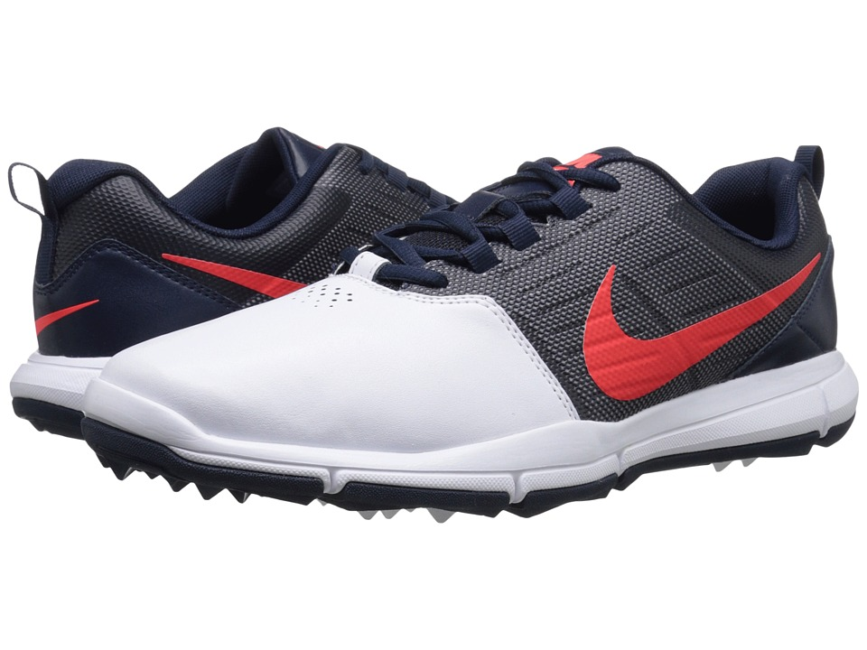 1346e4a8c52 UPC 886737280577 product image for Nike Golf - Explorer SL (White Bright  Crimson  ...