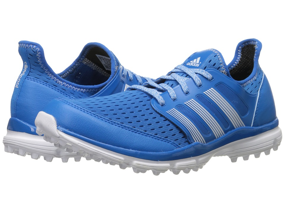 adidas Golf Climacool (Shock Blue/Ftwr White/Ftwr White) Men
