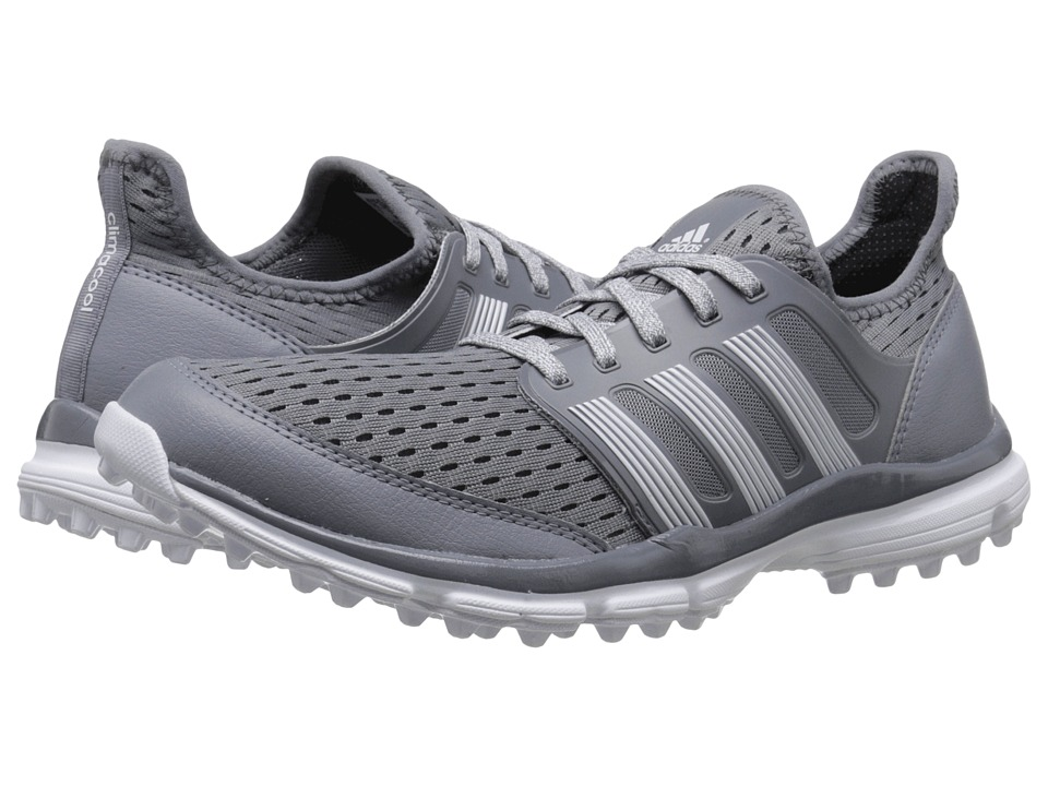 adidas Golf - Climacool (Grey/Ftwr White/Ftwr White) Men's Golf Shoes